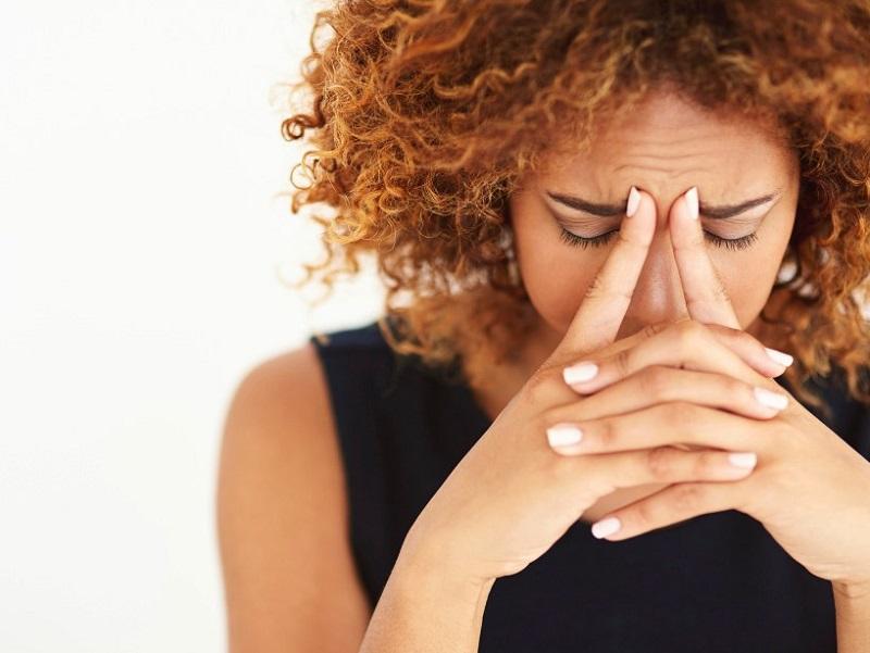 Die häufigste Symptome der Angstneurose sind