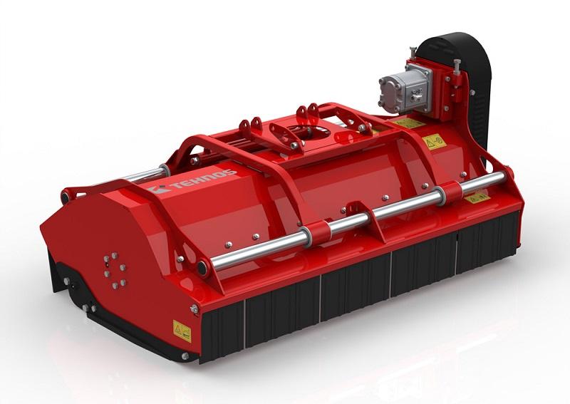 Universal mulcher Hydro