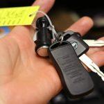 Wie können Sie einen Autoschlüssel ersetzen?